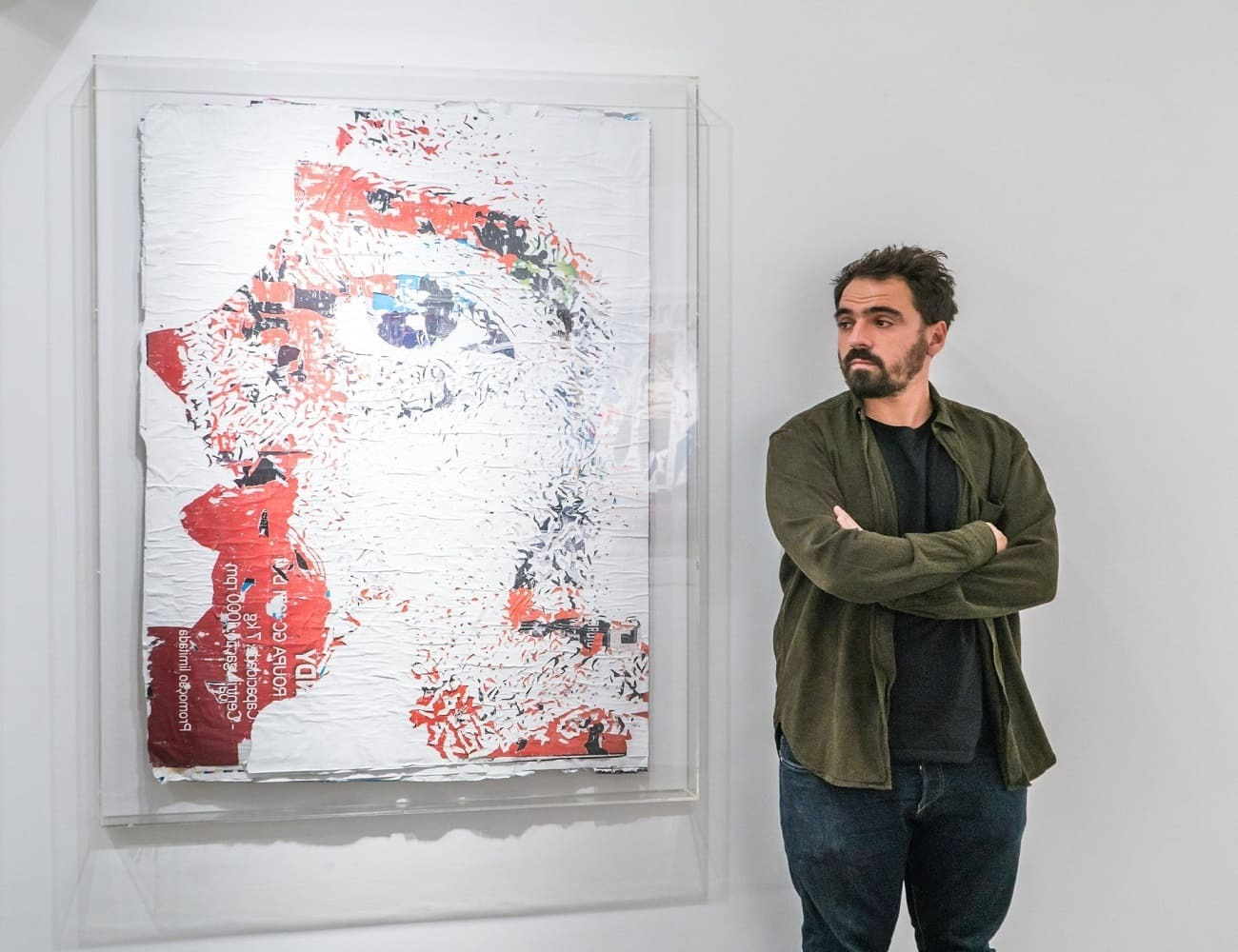 New collaboration: Vhils